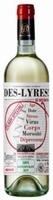 Blaye Blanc 2019  Des-Lyres!, Château Bertinerie